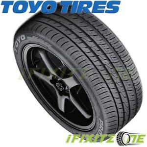 1 Toyo Proxes 4 Plus 225 55r17 95w Ultra High Performance All Season Tires