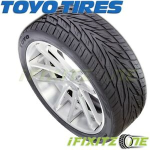 1 X New Toyo Proxes St3 275 60r17 110v Tl Tires