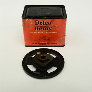38 41 Cadillac Lasalle Commutator End Frame Gm Oem Delco Remy 1868328 Nos