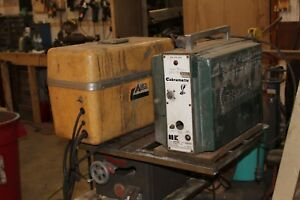 Cobramatic Airco Welding Add On Wire Feeder For Arc Welder Conversion