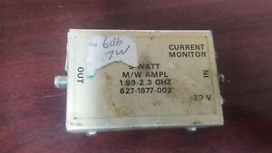 5 Watt 1 99 2 3ghz Microwave Amplifier
