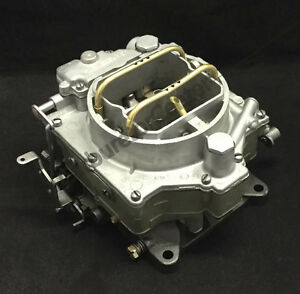 1957 1958 Plymouth Fury Carter Wcfb Carburetor Remanufactured