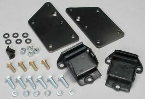 Trans Dapt 4592 Ls1 To Small Block Chevy Motor Mount Kit