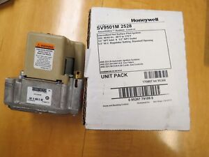 Honeywell Smart Valve Sv 9501m 2528 New In Original Box see Below