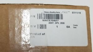 Waters Alliance 2695 2795 E2695 Gradient Proportioning Valve gpv Wat270927