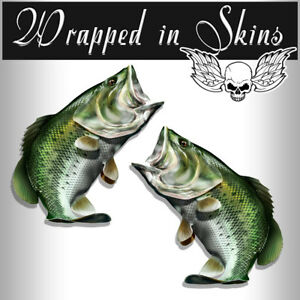 Rv Decals 2 Fish Stickers 24 Boat Graphic Decals Bass Fishing Stickers Rv 1