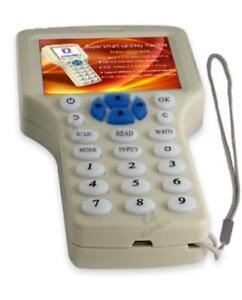 Rfid Card Copier Reader Writer For Ic Id Cards 125khz Cards 13 56mhz Cards
