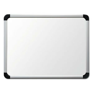 Porcelain Magnetic Dry Erase Board 24 X36 White