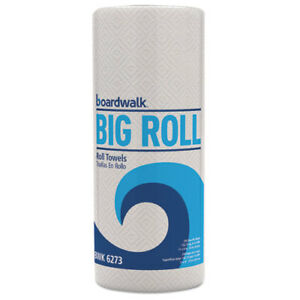 Perforated Paper Towel Roll 2 ply White 11 X 8 1 2 250 roll 12 Rolls carton