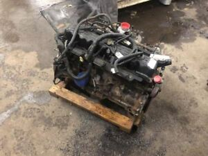 Motor Engine 4 0l Fits 00 04 Jeep Wrangler Tj