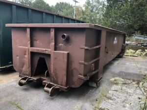 Dumpster Waste Roll off Container 22