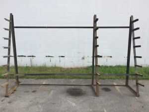 Industrial Cantilever Storage Rack