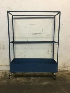 Industrial Rolling Cart