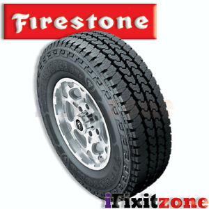 1 Firestone Transforce At 2 Lt245 70r17 119 116r Bw E Commercial Tires