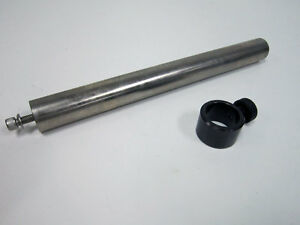 Unbranded Microscope Support Mounting Post Rod With Stop Collar 14 5 Tall