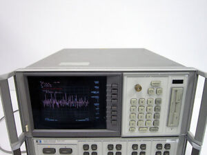 Hp Agilent 85101c Display Section For 8510c Network Analyzer 010