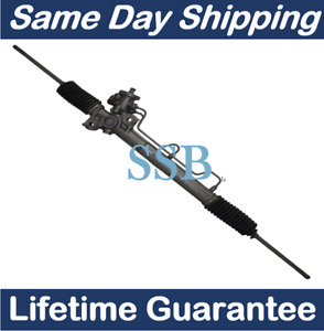 Power Steering Rack And Pinion Assembly Fits Toyota Sequoia Tundra 2007 2013