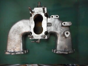 Opel Gt Intake Manifold In Great Condition 1969 1973