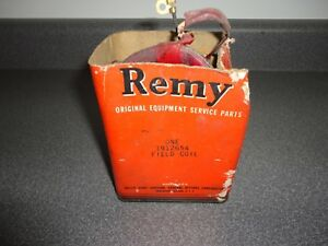 New Nos Oem Delco Remy Field Coil Generator 1912654 1956 1962 Chevy Buick