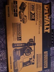 Dewalt Dch273p2 Brushless Sds Rotary Hammer Drill Kit 20v With 2 5ah Batteries