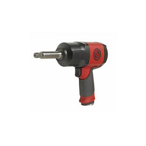 Chicago Pneumatic 1 2 Impact Wrench 2 Extended Anvil Air Impact Gun Tools