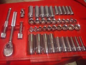 Mac Tools 44 Pc 3 8 Set