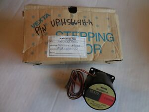 Vextra Model Uph566h a 5 Phase Stepping Motor