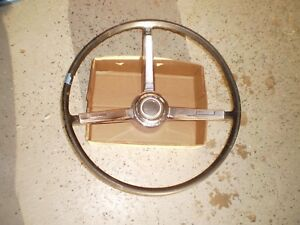 67 1967 Chevelle El Camino Malibu Ss Steering Wheel Original Gm Oe Oem Chevrolet