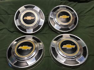 1970 1987 Chevrolet Chevy Truck 10 1 2 Dog Dish Hub Cap Wheel Cover C10 G10