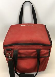 Roto vision Duct Plumbing Video Inspection Video Camera System Case Parts Only