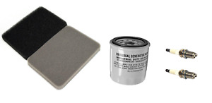 2 Pack Generac Air Filter 0g84420151 oil Filter For 070185d spark Plugs 491055t