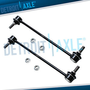 Pair Front Sway Bar Links For 2009 2010 2017 Dodge Caliber Jeep Patriot Compass