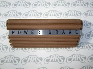 1961 1964 Buick Lesabre Wildcat Riviera Electra Power Brake Pedal Pad Saddle