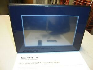 Comfile Cuwin5500 7 Waterproof Samsung2450 533mhz Touch Panel Pc Flush Mount