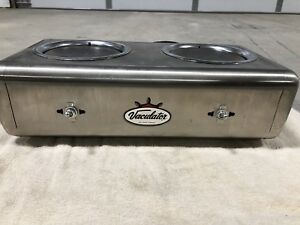 Vaculator Commercial Pot Warmer