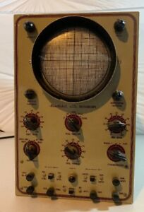 Heathkit Oscilloscope