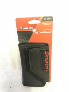 Snap On Tools Cell Phone Clip Case With Credit Card Pocket Acy casexl