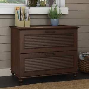 Kathy Ireland Office By Bush Furniture Volcano Dusk Lateral Cabinet