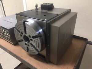 Haas Hrt 210 Brushless Sigma 1 Rotary Table Indexer warranty Fully Serviced