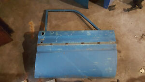 1964 1965 Ford Falcon Mercury Comet Sedan Front Right Door Free U S Shipping