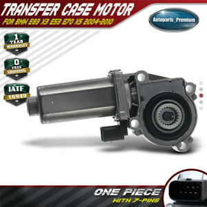 New Transfer Case Shift Motor With Sensor For Bmw X5 X3 X6 600 932 27107541782