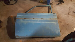 1964 1965 Ford Falcon Mercury Comet Sedan Front Left Door Free U S Shipping