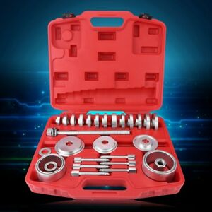 31pcs Wheel Drive Bearing Removal Installation Tool Use On Most Car Wheel