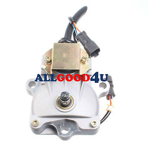 Stepping Motor Throttle Motor Fits Komatsu Pc340lc 7k Pc360 7 Cd110r Excavator