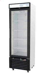 Migali C 12rm Single Glass Door Merchandiser Refrigerator On Sale
