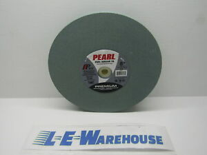 Pearl Abrasive Bench Grinding Wheel 8x1x1 Iron carbide