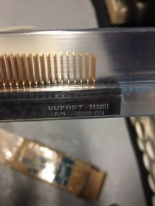 Nos Lot Rare Dupont Connector Systems 873201 78393 004