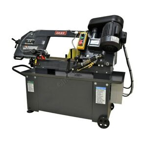 Dake Se912 Horizontal Band Saw Metal Bandsaw