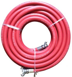 Jgb Enterprises Eagle Hosee Red Jackhammer Rubber Air Hose 3 4 Universal 50