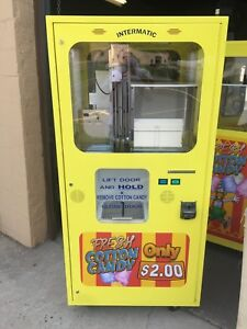 Intermatic Cotton Candy Vending Machine Reconditioned